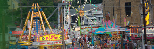 West Virginia Festivals