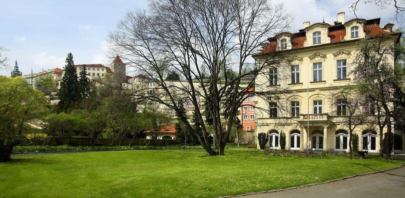 CPLP premises in Prague 1