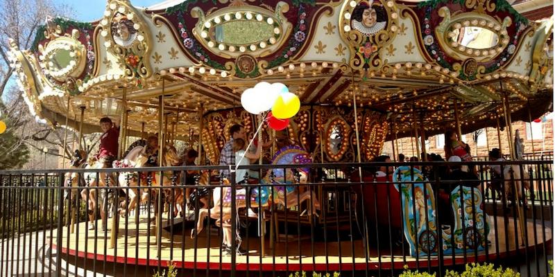 Utah Ride on a Carousel