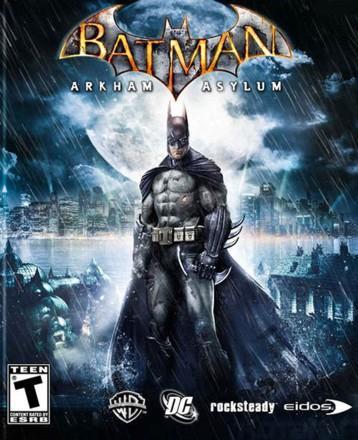 Batman: Arkham Asylum | Batpedia | Fandom