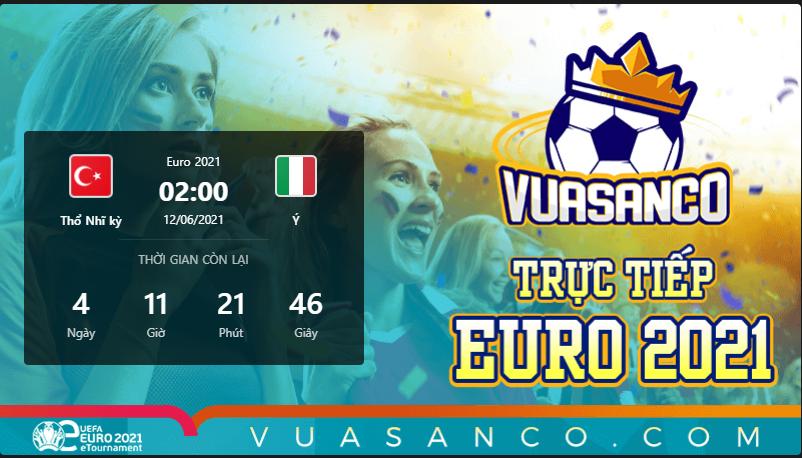 Vuasanco.com đang là website xem bóng đá trực tuyến hàng đầu hiện nay
