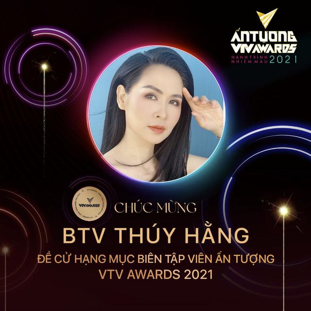 VTV Awards 2021: Nóng! Lộ diện những đề cử nhân vật ấn tượng đầu tiên trong vòng 1 - Ảnh 9.