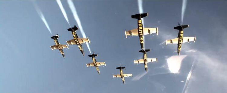 Đội phản lực bay Breitling