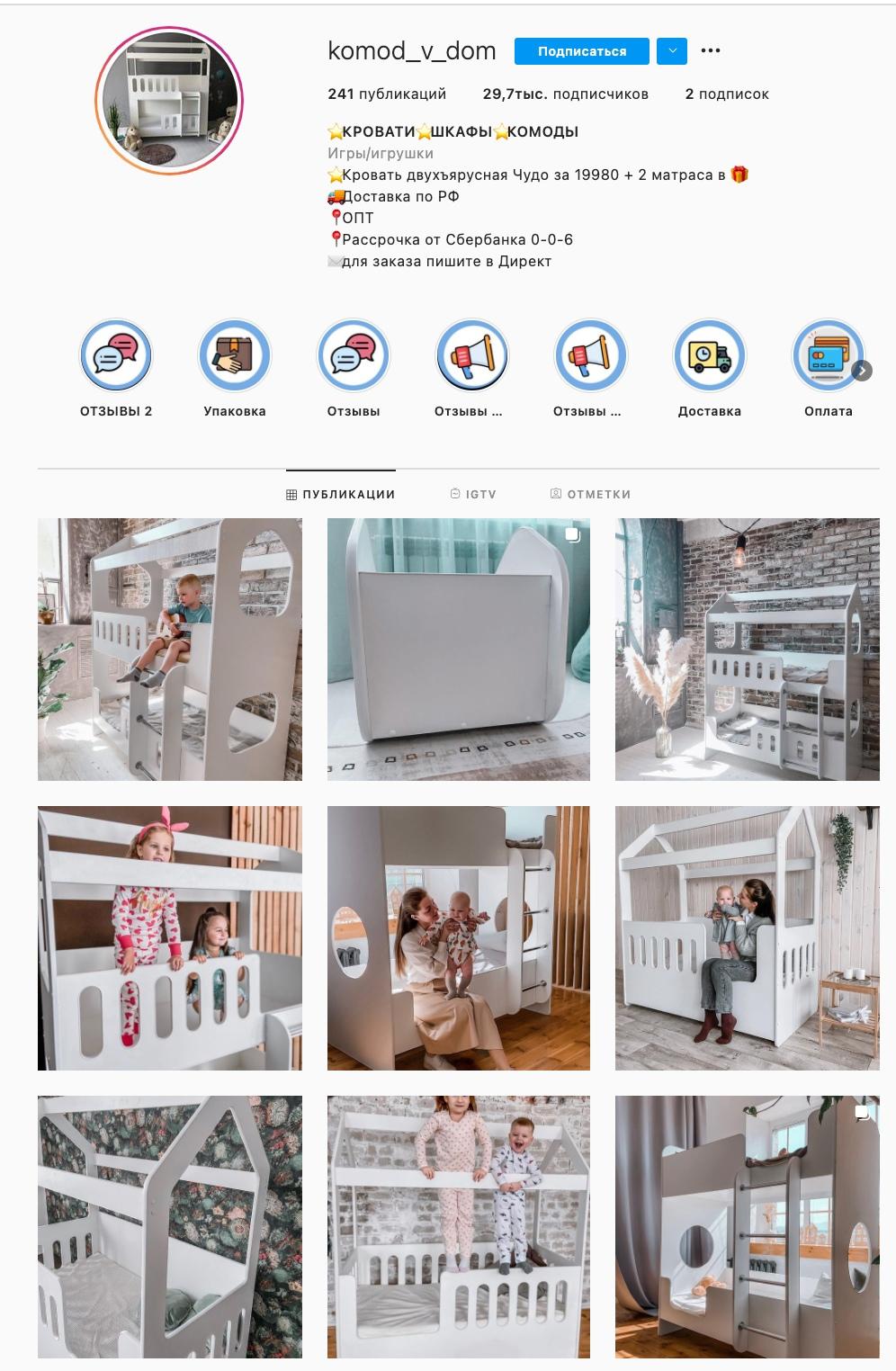 29 061 лидов для интернет магазина детских кроватей за 7 месяцев, изображение №20