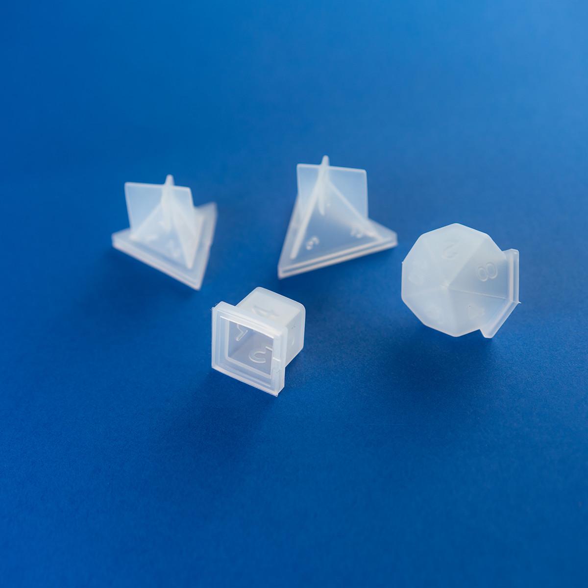 Stampi in silicone più originali per la resina dadi