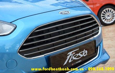 Bán xe Ô tô Ford Fiesta (Ảnh 2)