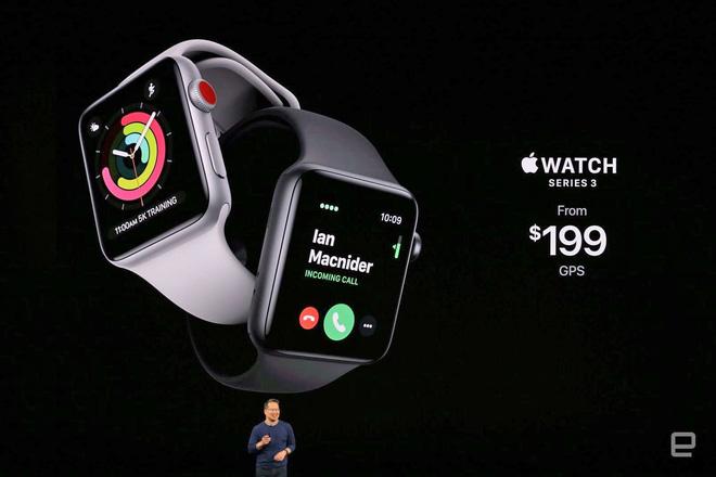 Apple vừa tung cú đánh cực mạnh vào tham vọng smartwatch của Samsung, Huawei và Xiaomi - Ảnh 1.