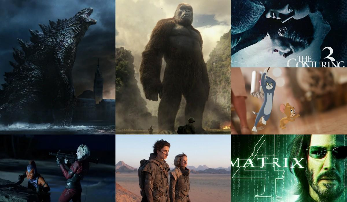 warner bros movies 2021 HBO max
