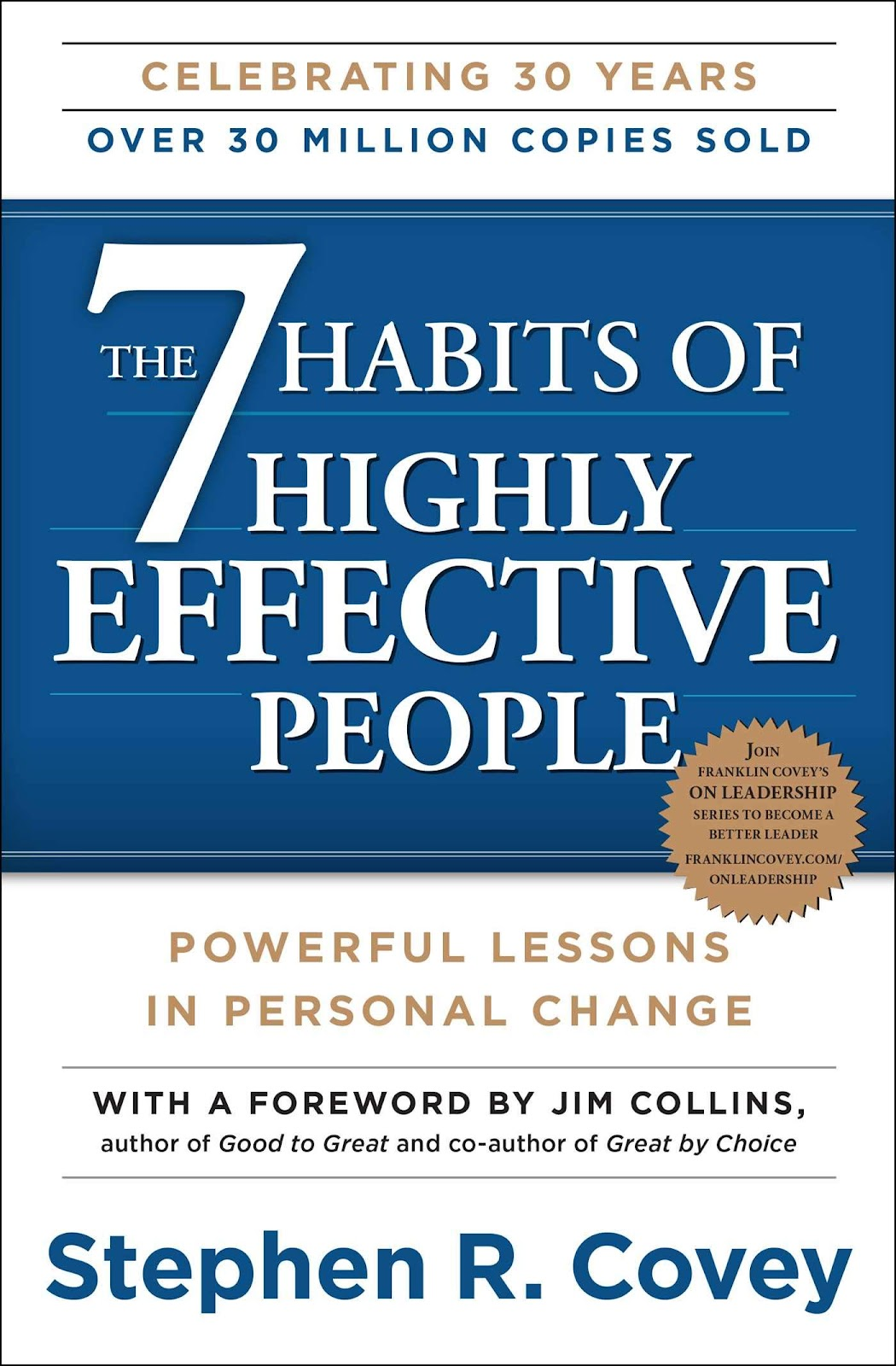 7 Habits of Highly Effective People is a Great Book for Marketers
