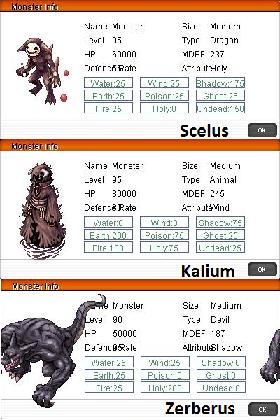 Halloween 2015 Guide - Guides - TalonRO - Impossible is nothing