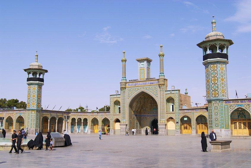 Irã: um dos países baratos para viajar