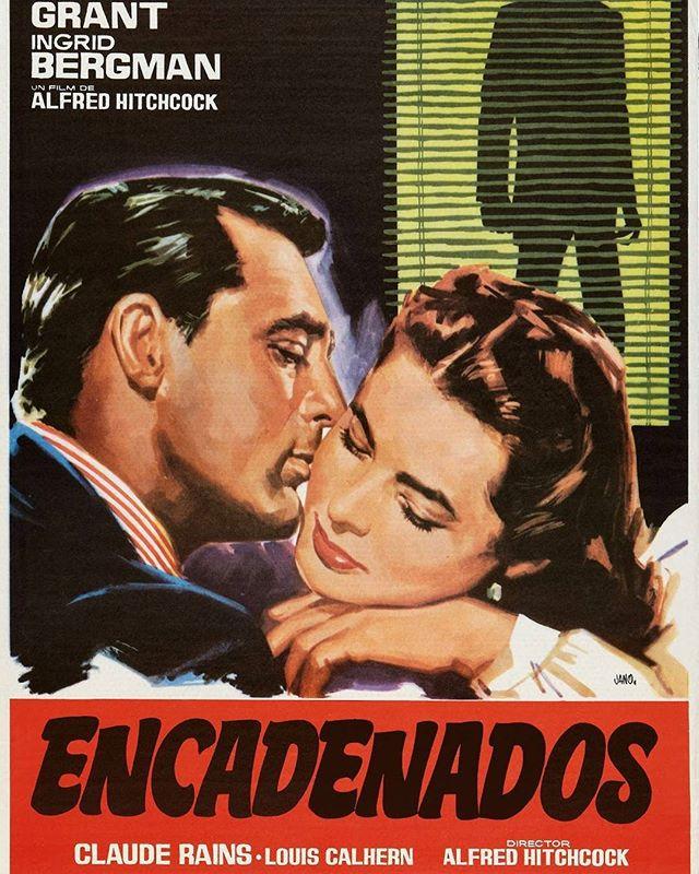 Encadenados (1946, Alfred Hitchcock)