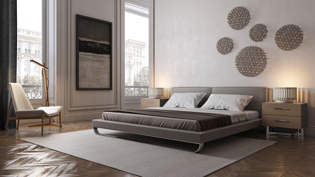 Desain Furnitur Minimalis untuk Kamar Tidur - source: www.yliving.com
