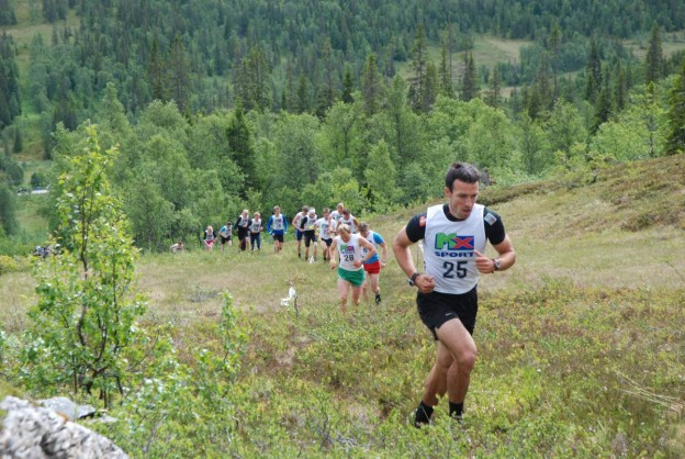 Portfjelløpet  2011. Foto: Svein Tore Hovd