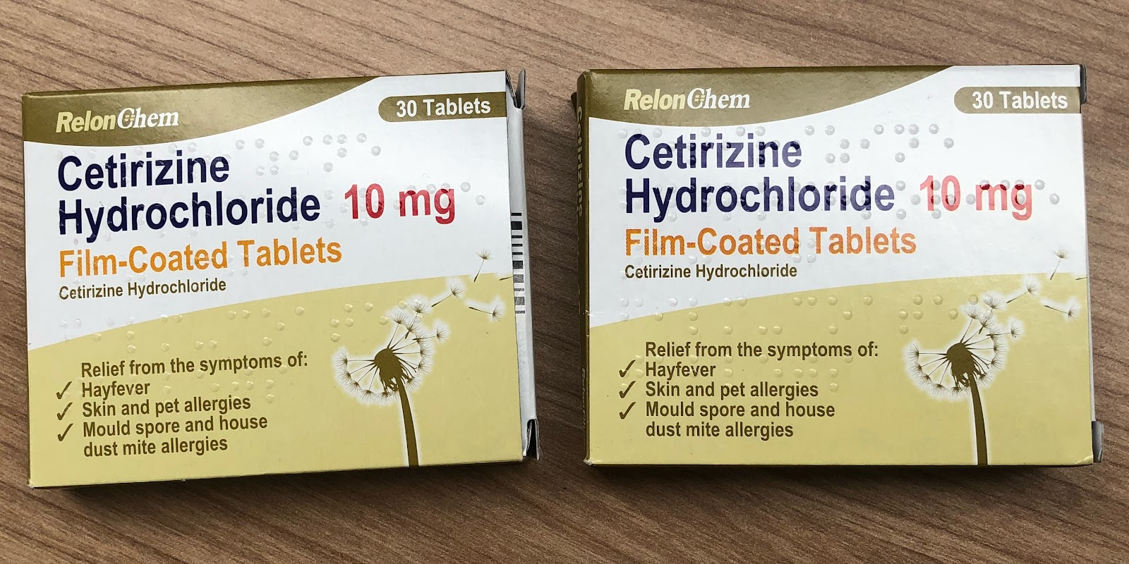 Cetirizine: uses, benefits and side effects - Echo Website