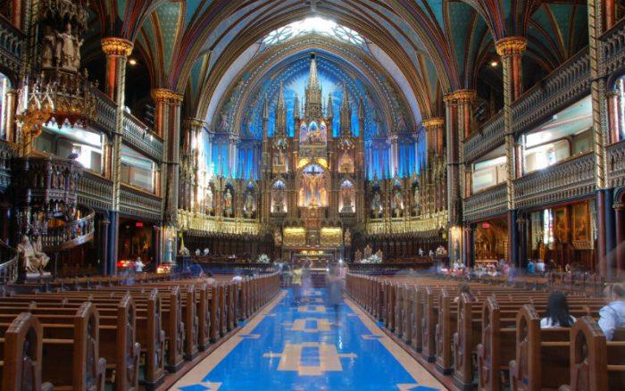 13 nhà thờ tuyệt đẹp bạn không tin nổi và mắt mình