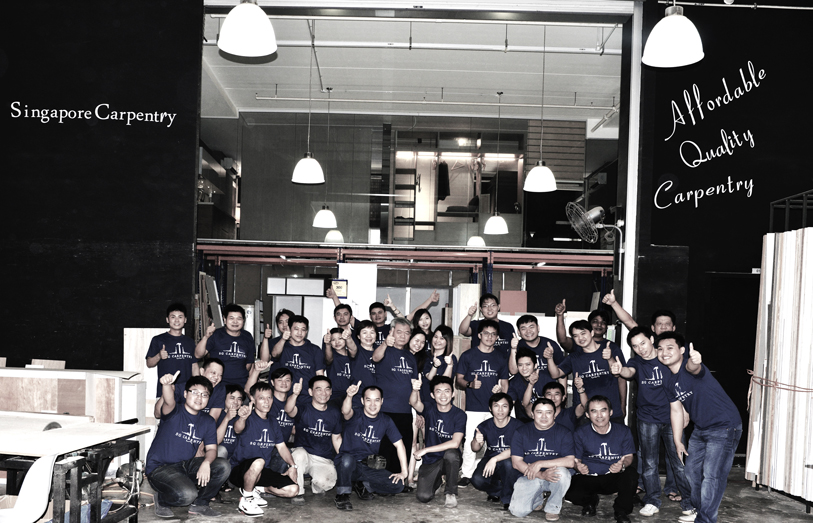 Singapore Carpentry is one of the biggest Construction companies in Singapore