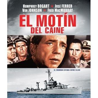 El motín del Caine (1954, Edward Dmytryk)