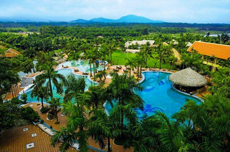 Khu du lịch asean resort