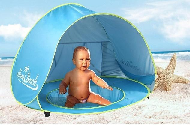 Monobeach Baby Beach Tents