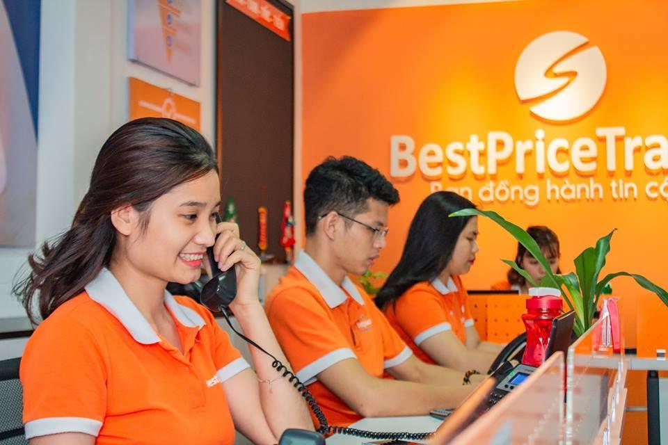 BestPrice, công ty dịch vụ du lịch, đại lý uy tín để bạn săn vé máy bay giá rẻ