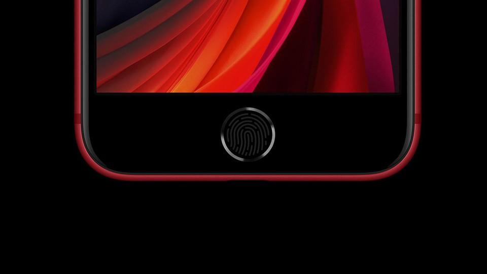 phím HOme iPhone SE 2020