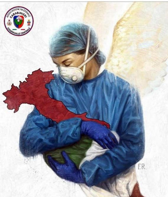 Risultato immagini per infermiera culla italia