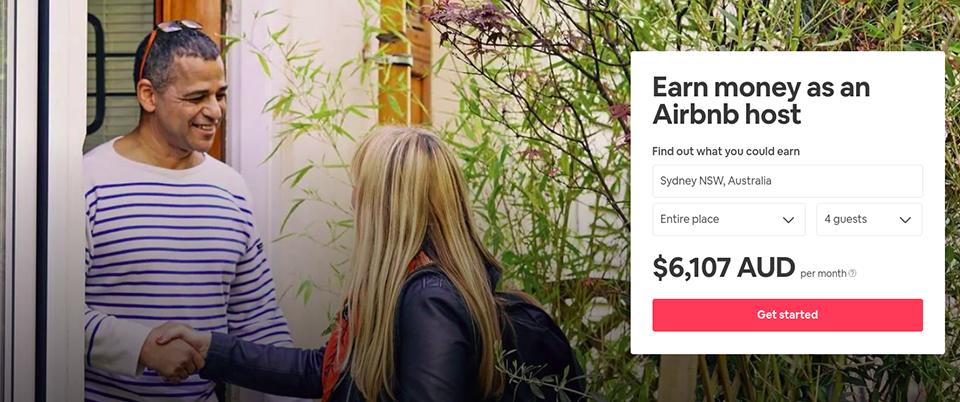 Erfolgreiche Landingpages erstellen am Bsp. Airbnb