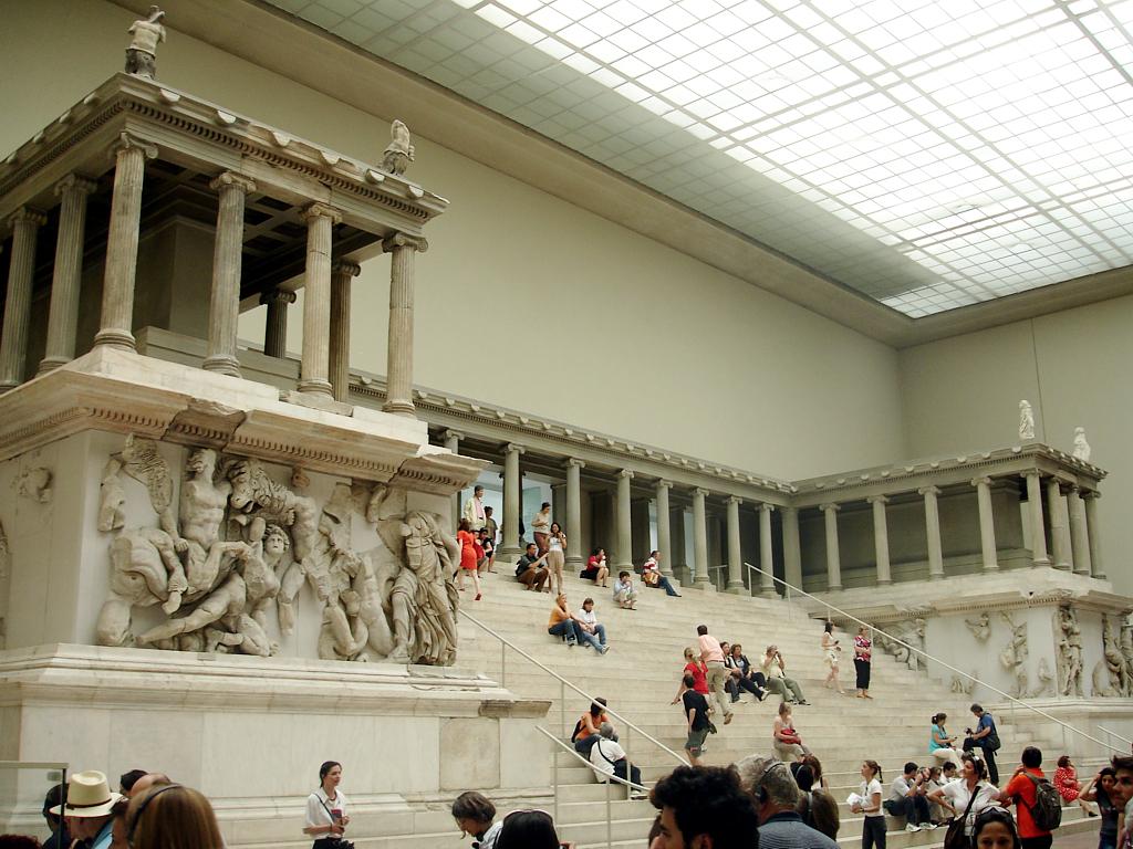 Античное собрание Пергамского музея