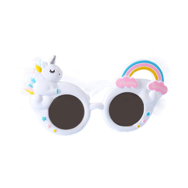 Decorative Unicorn Sunglasses for Children