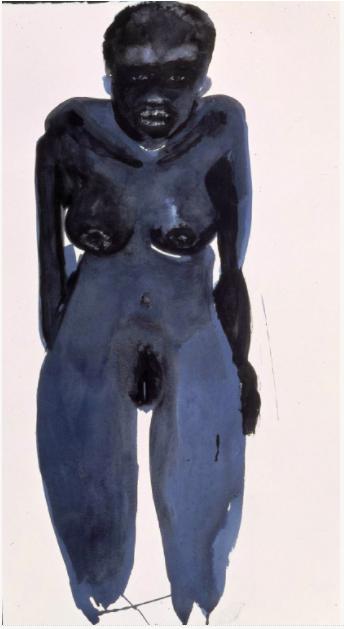 Marlene Dumas (b. 1953)  Magdalena 4