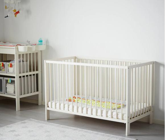 baby nursery checklist baby crib