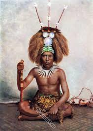 Image result for samoan chief