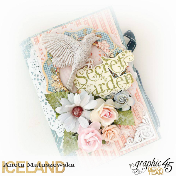 secret garden, book box, shabby chic, pastel, graphic 45, aneta matuszewska.png