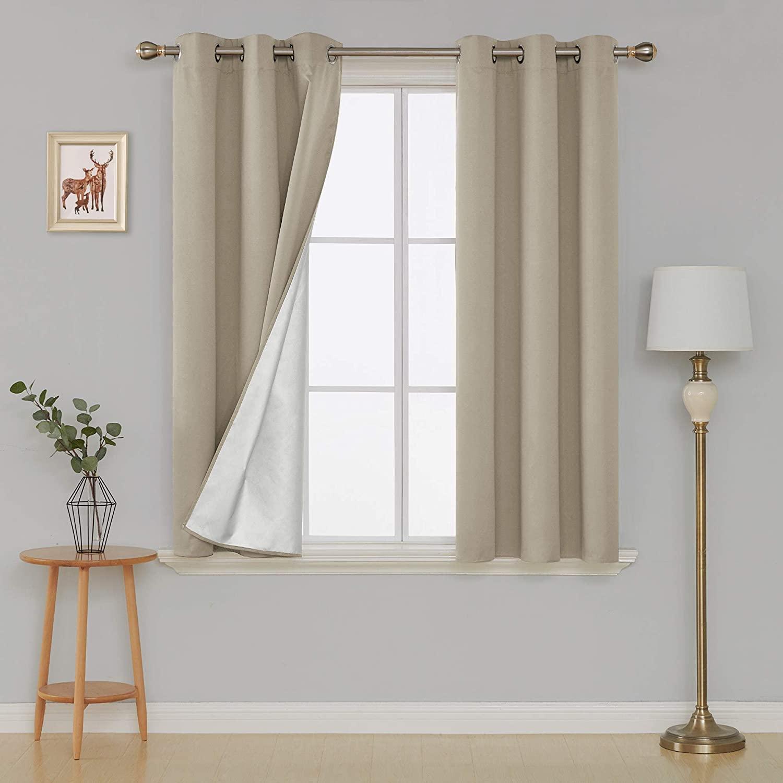 Deconovo Room Darkening Curtain