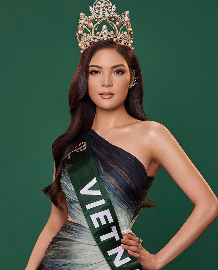 Top 45 MUV 2019 Vân Anh đại diện Việt Nam tại Miss Earth 2021 khiến fan tròn mắt ngỡ ngàng Ảnh 1