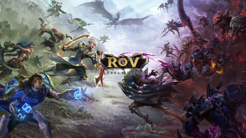 สูตรการเล่น ROV แบบ Solo แรงค์ 5