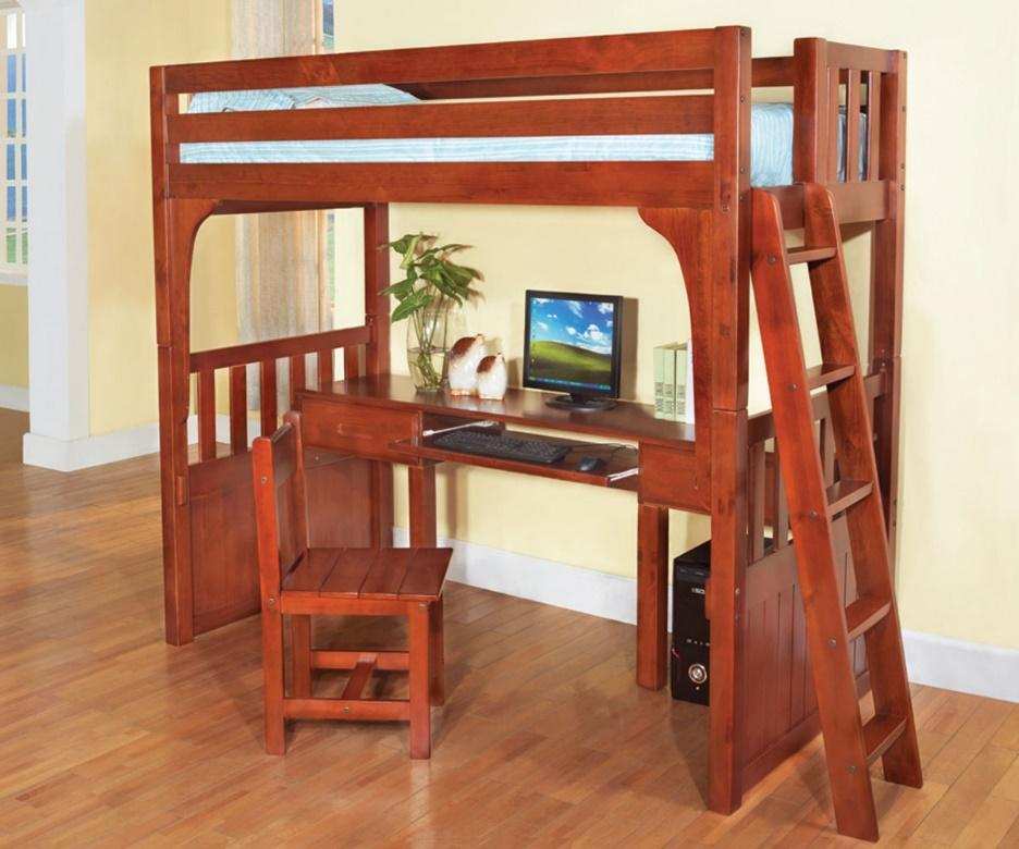 Image result for Loft beds with desks
