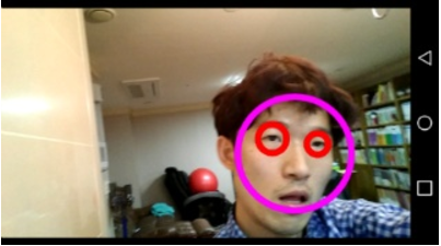 OpenCV와 NDK를 사용하여 Android에서 Face Detection(얼굴 검출