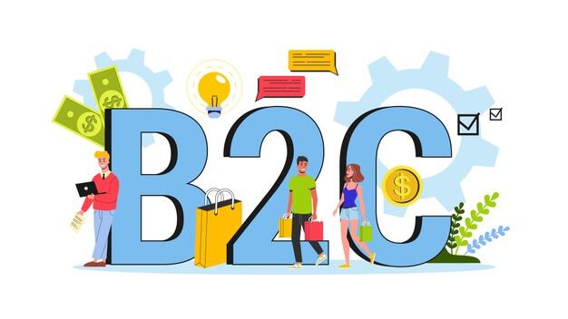 B2C Ecommerce business