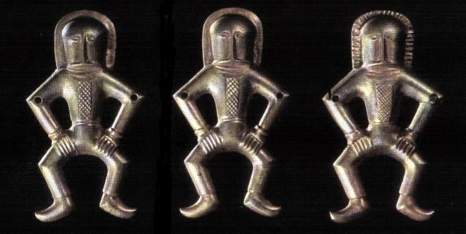 Фігурки, знайдені в с.Мартинівка