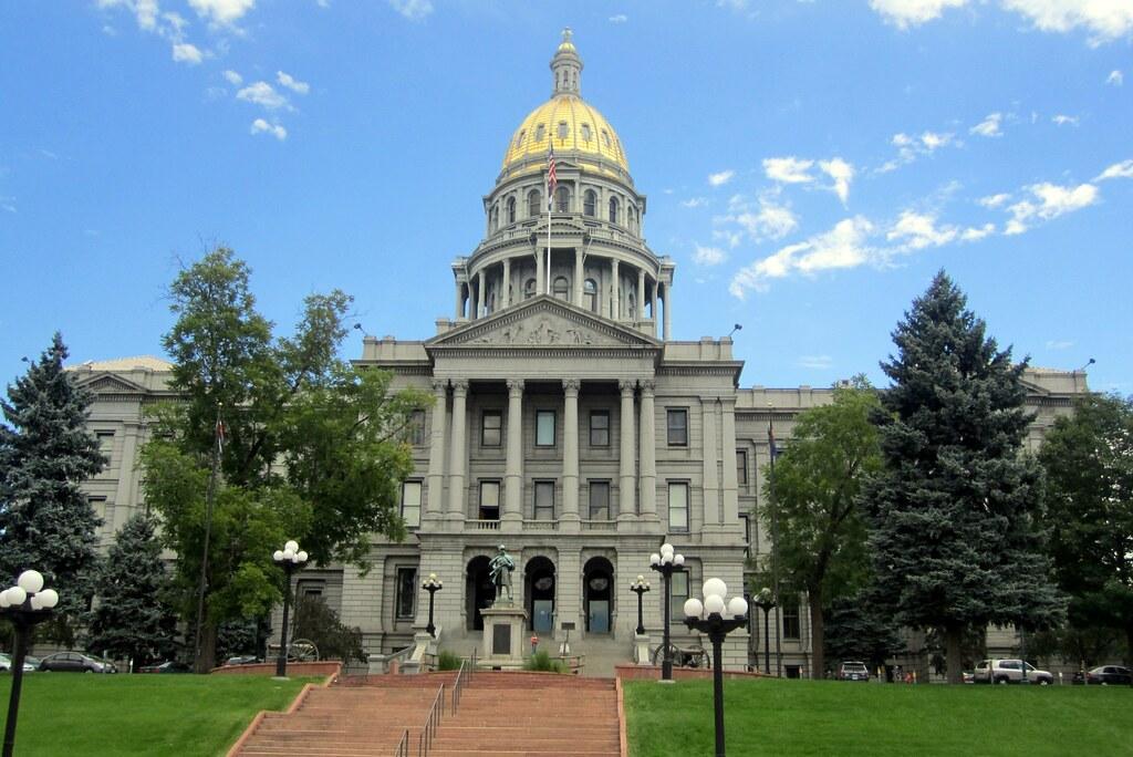Denver - Civic Center: Colorado State Capitol | The Colorado… | Flickr