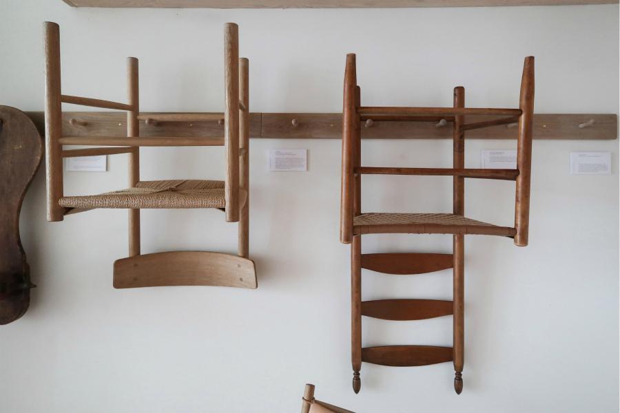 шейкер мебель