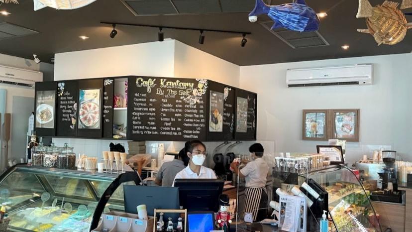 4. Café Kantery By the Sea