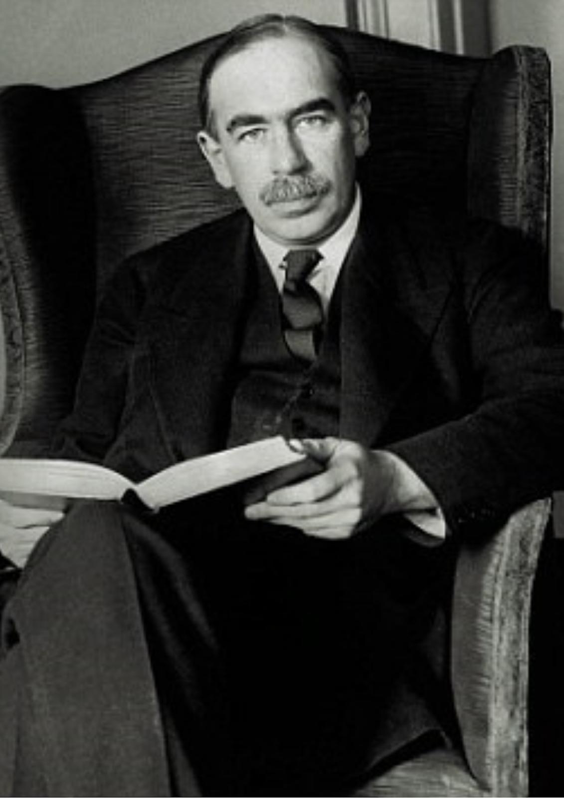 Afi Escuela - Profesores Destacados: John Maynard Keynes