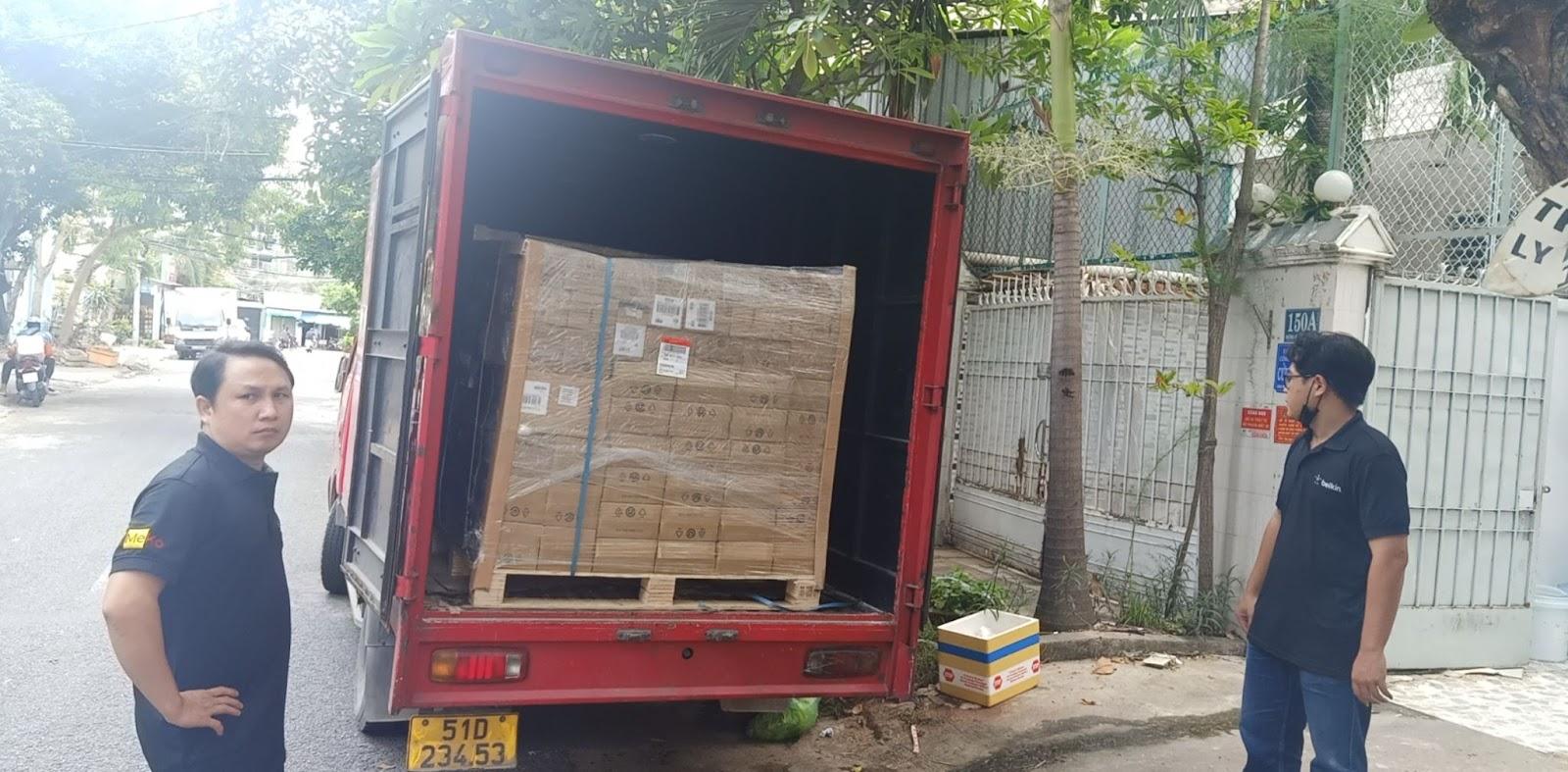 Dịch vụ chuyển nhà quận 7 Thành Hưng