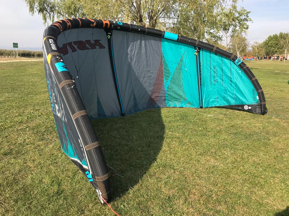 Bow kite - Naish Pivot