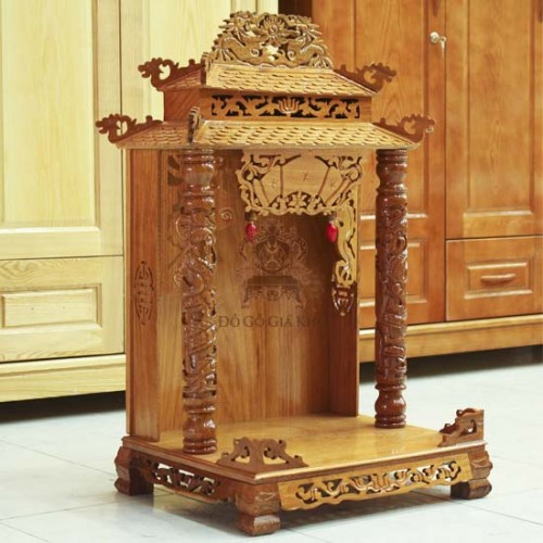 Bảng giá bàn thờ Thần Tài gỗ quận Thủ Đức