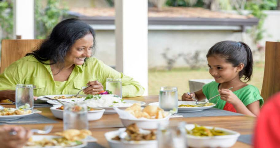 healthy food for kids is always best for them