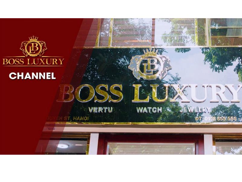 Boss luxury- thương hiệu phân phối các hãng đồng hồ xa xỉ nổi tiếng thế giới không thể bỏ qua.